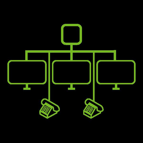 Téléphonie IP et réseaux informatiques